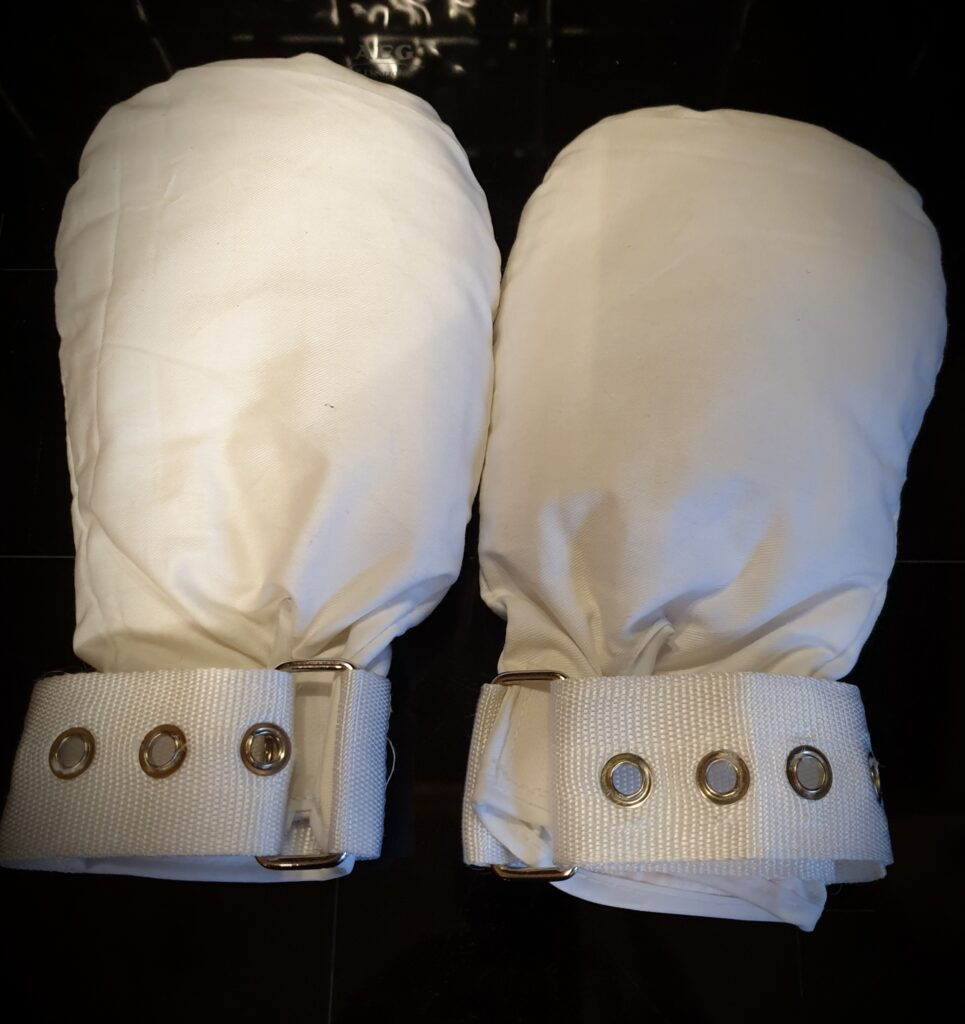 Cotton Padded Mitts
